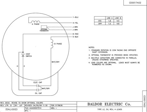 Electric Motor Wiring Question Electrical Diy Chatroom