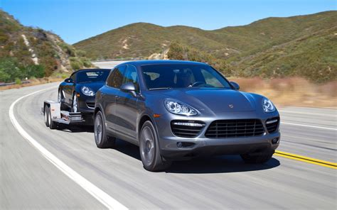2011 Porsche Cayenne Reviews And Rating
