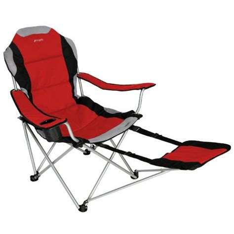 Foldable Lawn Chair With Footrest by Best Folding Cing Chair With Footrest For The Money