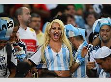 World Cup diary Argentina fans channel Creedence