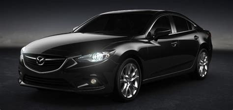 A Mazda6 Diesel Model Is On The Way