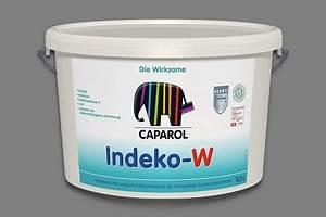 Caparol Indeko W : caparol indeko ~ Frokenaadalensverden.com Haus und Dekorationen
