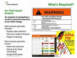ppt arc flash electrical safety in the workplace With arc flash assessment requirements