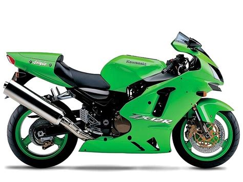 kawasaki zx 12r kawasaki zx 12r 2002 2005 green decal kit by motodecal