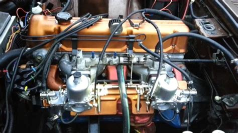 Datsun Carburetor by 1973 Datsun 240z After Z Therapy Carb Install