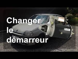 Changer Demarreur Scenic 1 Phase 2 1 9 Dci : remplacer un d marreur renault clio 2 youtube ~ Gottalentnigeria.com Avis de Voitures