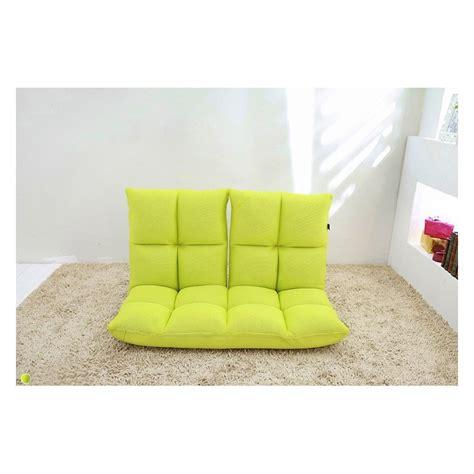 canapé sol canapé siège au sol duo par kartell design par