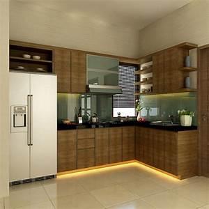 Best modular kitchen designs in india peenmediacom for Kitchen cabinet designs in india