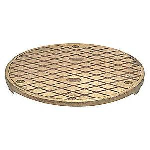 zurn industries floor clean out cover bronze 41j464