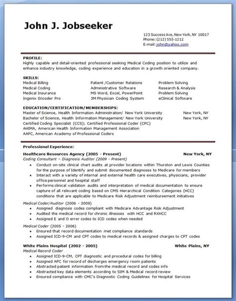 Billing Resume Summary by Billing And Coding Resume Exle Slebusinessresume Slebusinessresume