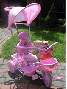 Dreirad Mit Lenkstange : wow neu top dreirad kinderdreirad ente farbe pink ~ Jslefanu.com Haus und Dekorationen