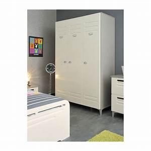 Armoire Metallique Pour Chambre : armoire pour chambre de bebe ~ Edinachiropracticcenter.com Idées de Décoration