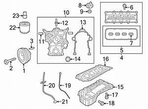 Dodge Charger Engine Harmonic Balancer Guide Pin  5 7