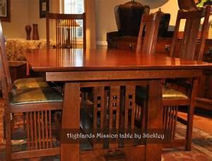Stickley Mission - Craftsman - Dining Room - Wichita - by
