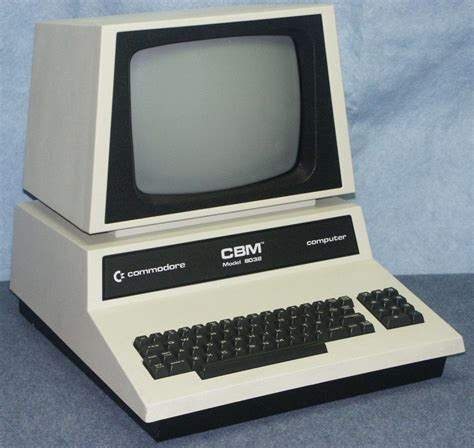Daves Old Computers  Commodore Pet