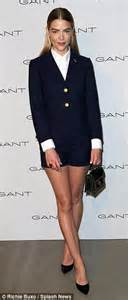 Kate Bosworth charms at House Of Gant show in New York ...