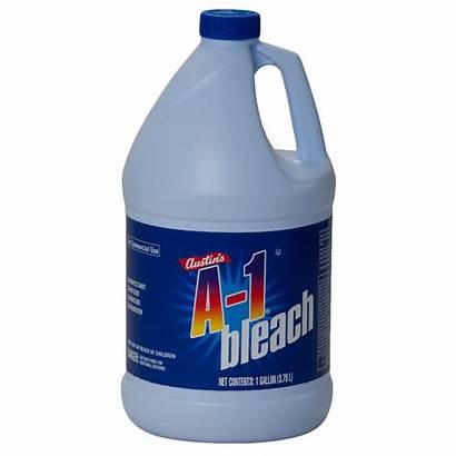 Bleach Austin Disinfectant A1 Google Bottle 128oz