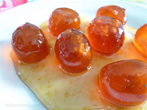 kumquat recipes kumquat and vanilla bean marmalade recipe atelier christine