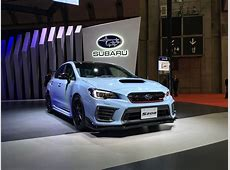 Subaru WRX STi S208 revealed at Tokyo motor show Evo
