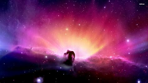 purple space fantasy   full hd wallpaper