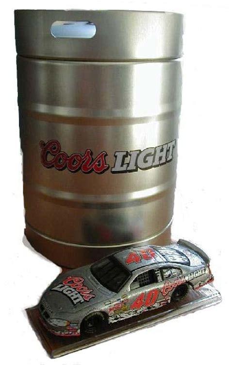Sterling Marlin #40 Coors Light Stock Car In Keg