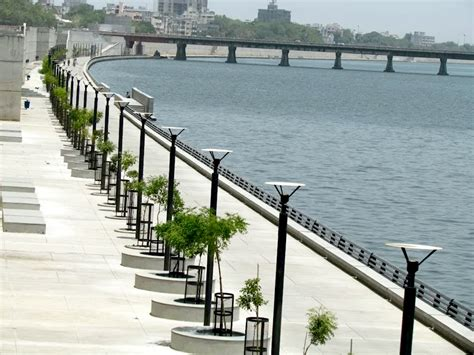 Sabarmati Riverfront Project among the most innovative in ...