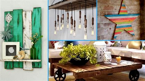 diy creative ways  recycle wooden pallets  pallet