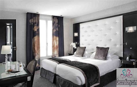 deco chambre à coucher 35 affordable black and white bedroom ideas bedroom