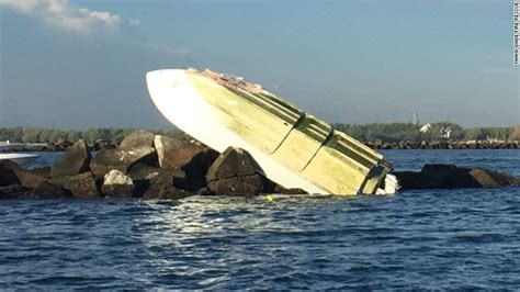 Boat Crash This Weekend by Boating Lawyer In Martin County Florida