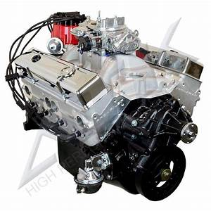 Hp91c - Atk Chevy 350 Complete Engine 365hp 87 Octane - Aluminum Heads