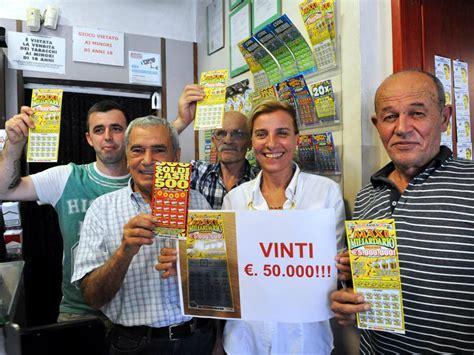 si鑒e vinci si aggiudica 50mila eurocon un gratta e vinci da 20 la nuova provincia