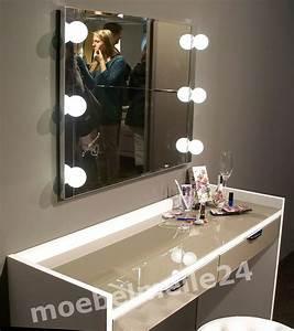 Schminktisch Mit Licht : staud sinfonie plus schminktisch frisiertisch wei spiegel mit beleuchtung ebay ~ Whattoseeinmadrid.com Haus und Dekorationen
