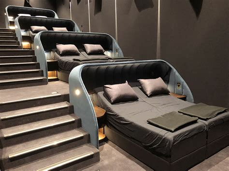 swiss cinema replaced    seats  double