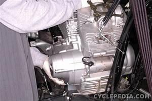 Virago Xv250 V-star 250 Yamaha Motorcycle Service Manual