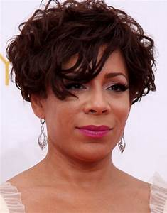 Short Hairstyles For Curly Hair Over 50 Hair Style And