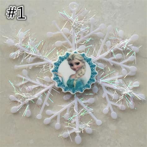 christmas frozen anna elsa snowflakes christmas tree
