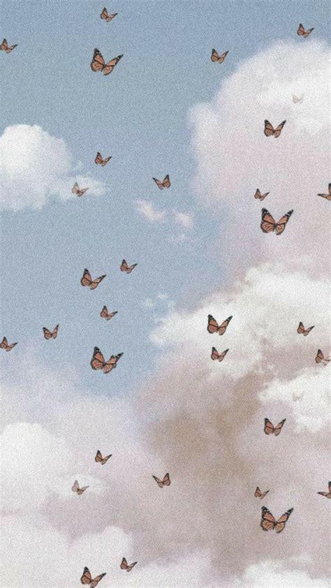 butterfly wallpaper iphone wallpaper vintage
