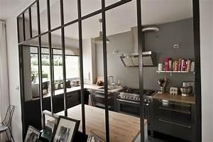 separation cuisine style atelier maison design bahbecom With separation cuisine style atelier
