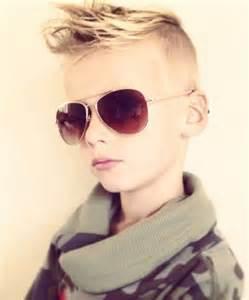 Little Boys Haircut Short Hair Undercut
