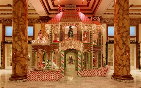 hotel gingerbread houses travel leisure
