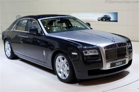 Rolls Royce 2019 : 2019 Rolls Royce 200ex Concept