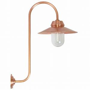 copper gooseneck barn light gooseneck barn lights in With copper gooseneck outdoor lighting