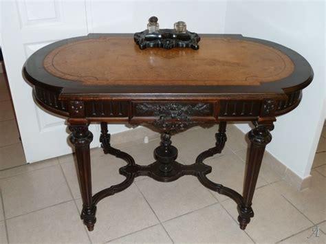 bureau napoleon 3 table d 39 époque napoléon iii pour bureau artisans du