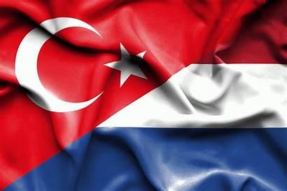 Turkey Between Netherlands Tat Tit Tension Dutch