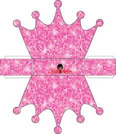 Printable Princess Crown Box