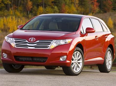 toyota venza xle wagon  pricing kelley blue book