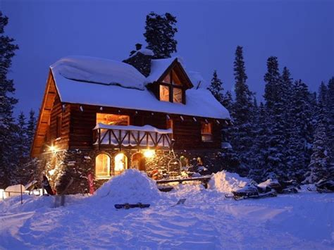 nature  collection   cozy winter cabins