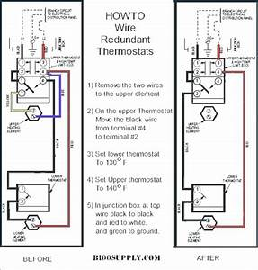 Water Heater Wiring Diagram  U2013 Collection