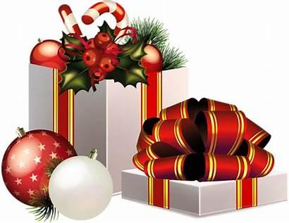 Transparent Santa Gifts Gift Decoration Claus Freepngimg