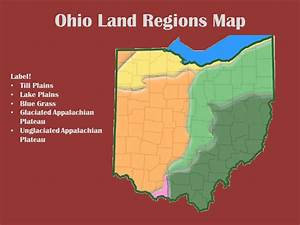 The Geography of Ohio Unit 1 Lesson ppt download